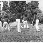jogo do pau, Cepães, Portugal