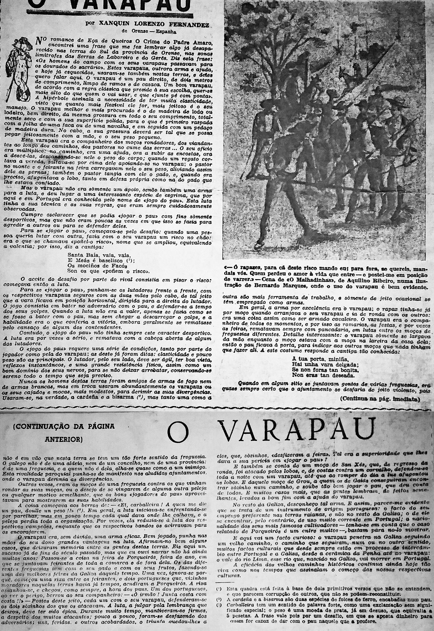 1959-3-10 O Comércio do Porto- O Varapau - Xanquim Lorenzo Fernandez.jpeg